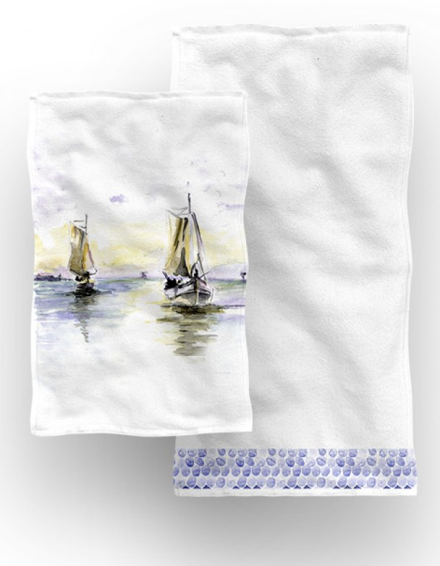 Set towels SAIL