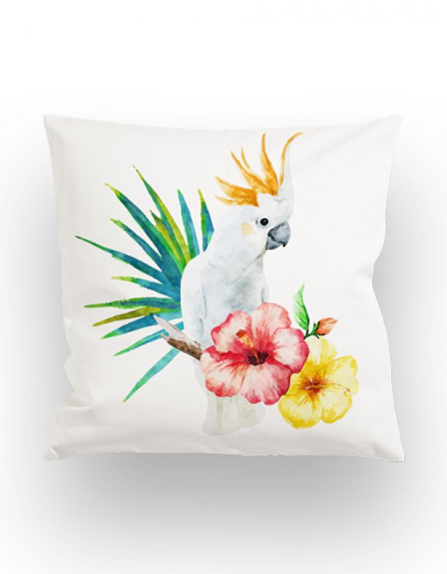 Decorative cushion JUNGLE 45x45 cm