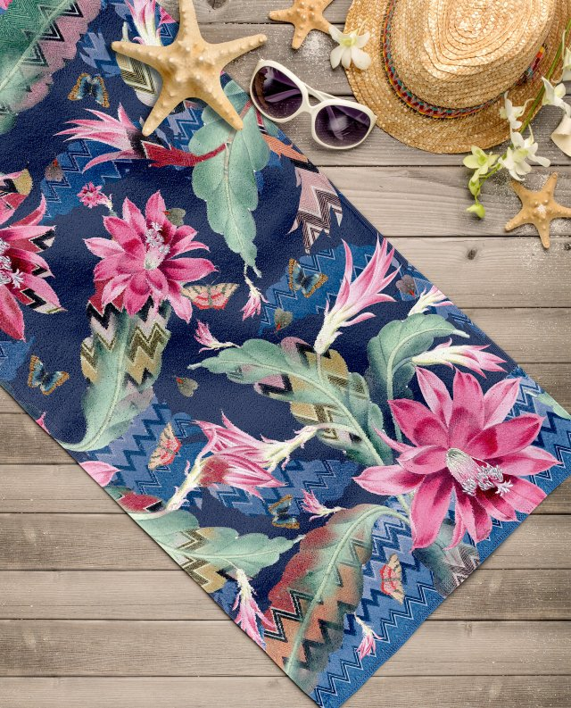 Beach towel Luxury collection