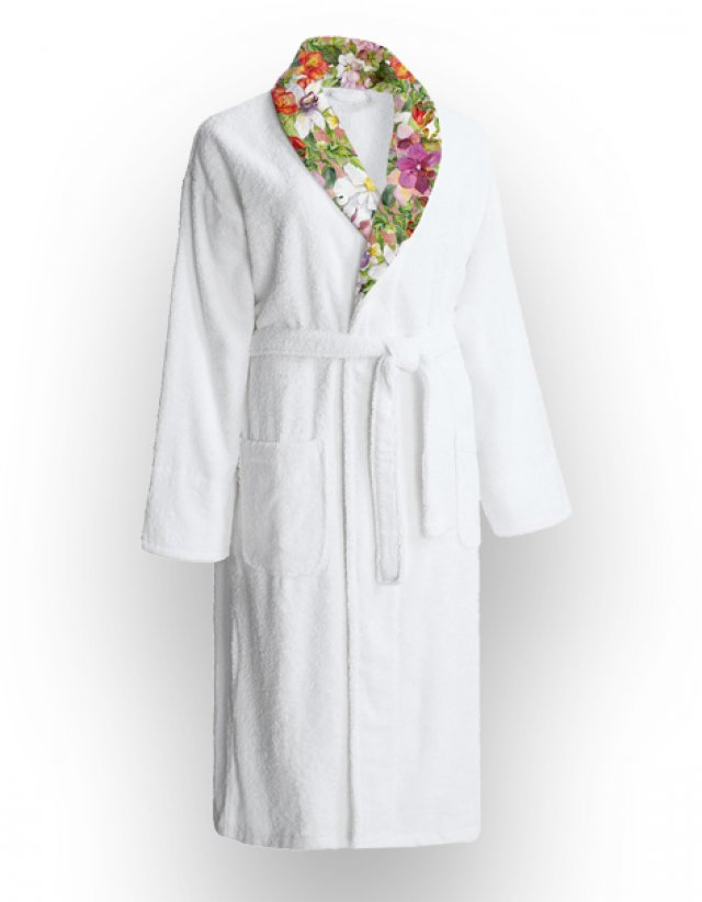 Printed bathrobe DREAM
